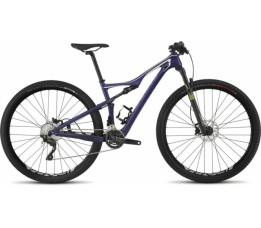 Specialized Era Fsr Comp Carbon 29, Indigo/met White/sil/hyp Grn