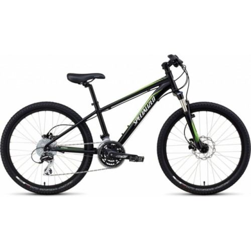 Specialized Htrk 24 Xc Disc, Black/green/white