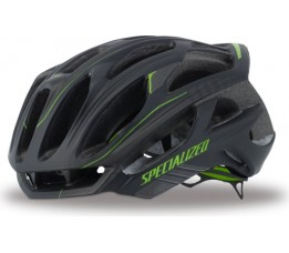Specialized S-Works Prevail Hlmt Ce Blk/moto Grn M