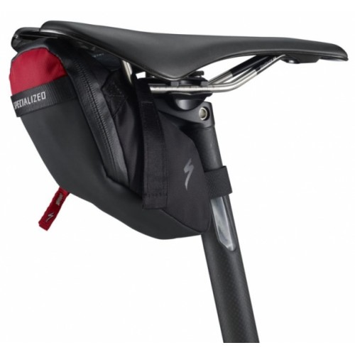 Specialized Mini Wedgie Seat Bag Blk/red