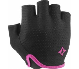 Specialized Bg Grail Glove Sf Wmn Blk/pnk S