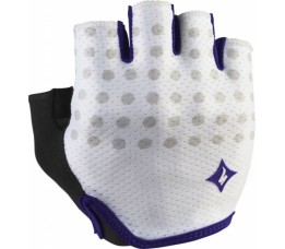 Specialized Bg Grail Glove Sf Wmn Wht/indigo L
