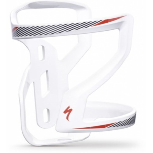 Specialized Zee Cage Ii Side Loading Right Dt Wht/blk/red