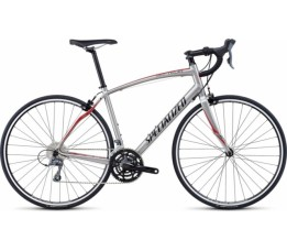 Specialized Secteur X3, Silver/red/black