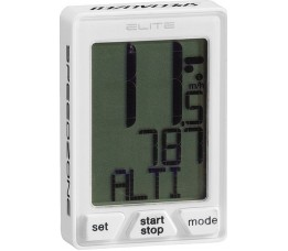 Speedzone Elite Altimeter Wireless Wht