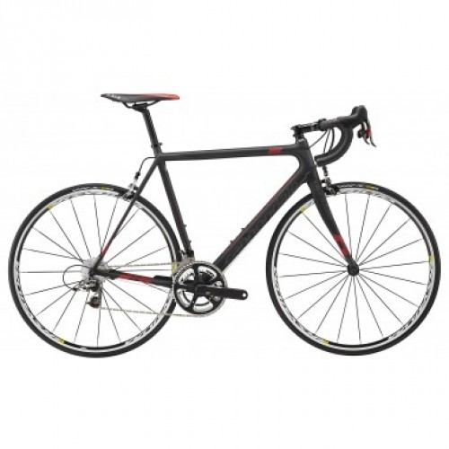 Cannondale S6 evo RED, Carbon/black