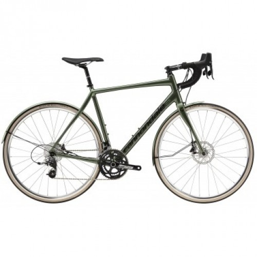 Cannondale Synapse Alloy Disc Rival C, Green