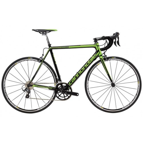 Cannondale S6 EVO HM Ult , GRN