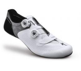 Specialized S-works 6 Rd Shoe Wht 44/10.6