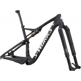 Specialized Sw Epic Fsr Carbon Wc 29 Frmset, Carbon/white