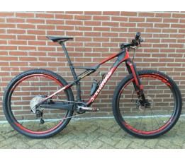 Specialized S-Works Epic 29 FSR World Cup, car/flow/red/wht