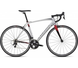 Specialized Allez Comp Dsw Sl, Brushed/tarmac Black/red/char