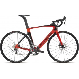 Specialized Venge Expert Disc Vias, Rocket Red/tarmac Black/carbon