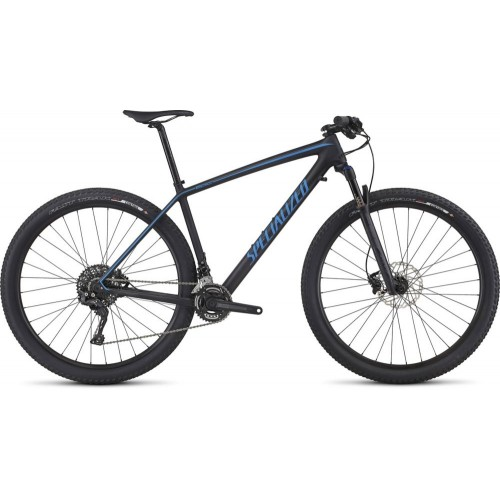 Specialized Epic Ht Comp Carbon 29, Carbon/neon Blue
