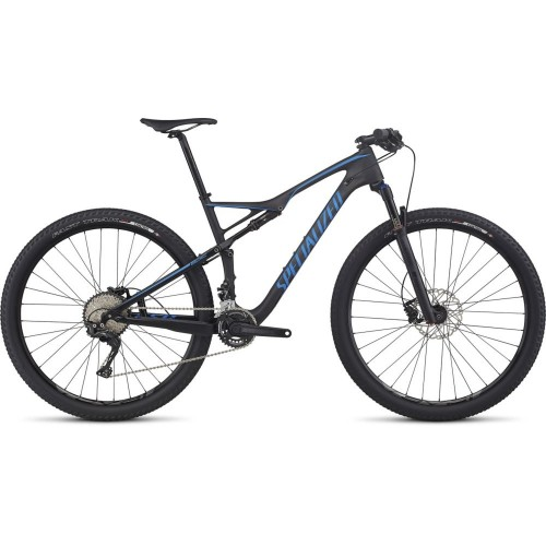 Specialized Epic Fsr Comp Carbon 29, Carbon/neon Blue