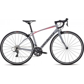 Specialized Dolce, Cool Gray/acid Pink