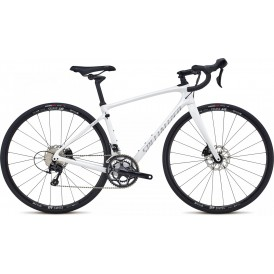 Specialized Ruby Elite, Cosmic White/flake Silver