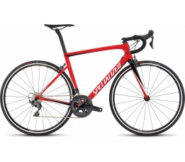 Specialized Tarmac Men Sl6 Expert, Flored/metwhtsil/tarblk