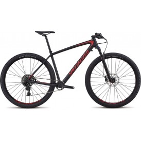 Specialized Epic Ht Men Comp Carbon 29, Black/flo Red