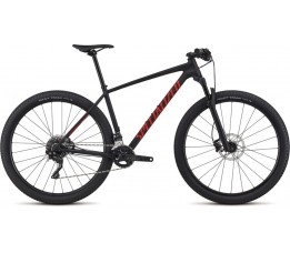 Specialized Chisel Men Dsw Comp 29, Black/rocket Red