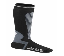 Specialized Graduated Compression Sock Blk/gry S