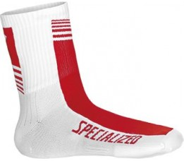 Sl Pro Sock Wht/red Team S