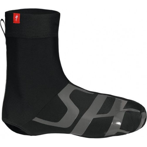 Specialized Specialized Wordmark Shoe Cover Blk/gry S