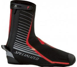 Specialized Deflect Pro Shoe Cover Blk/red Xxl