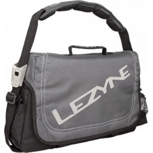 TOWN CADDY, CUSTOM LEZYNE ORGANIZATION, ALLOY BUCKLE