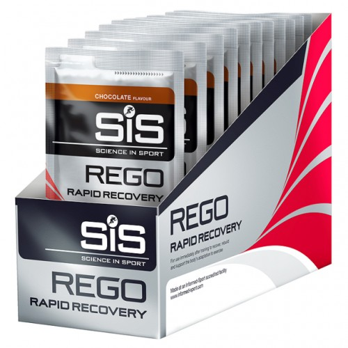 SIS RECOVERYDRINK REGO RAPID SACHET CHOCOLATE 50G