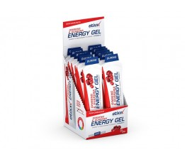 ETIXX GINSENG & GUARANA ENERGY GEL RED CURRENT / CHERRY - 38G