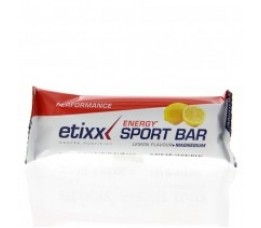ETIXX ENERGY SPORT BAR LEMON - 40G