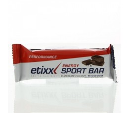 ETIXX ENERGY SPORT BAR CHOCOLATE - 40G
