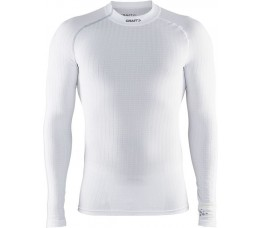Craft Active longsleeve White/Silver, S