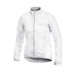 Craft Performance bike rain jacket wms White, XL