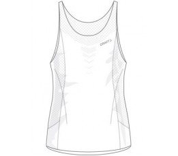 CRAFT cool intensity singlet W wit XL