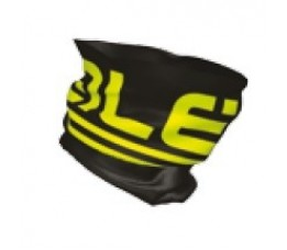 ALE head cover tubular calda frost BLK Fluo Yellow