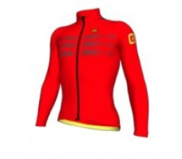 ALE  ls jersey clima protection 2.0 warm air Fluo-orange L