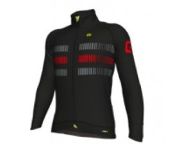 ALE jacket PRR 2.0 strada BLK-Red L