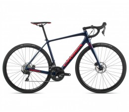 Orbea Avant M30Team-D 55 Blue/Red, Blue/Red