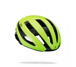 BBB Helm BHE-09 Maestro glossy neon geel M