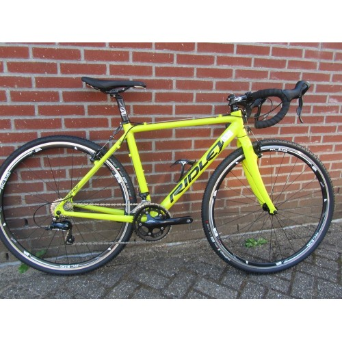 Ridley X-BOW LTD, Hypergreen
