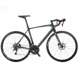 Bianchi Intenso ultegra /105 disc , IZ black /CK16 full matt