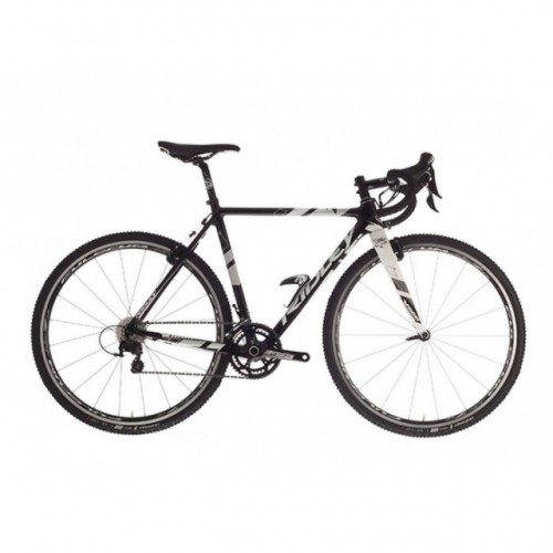 Ridley X-NIGHT  Ultegra, zwart/wit